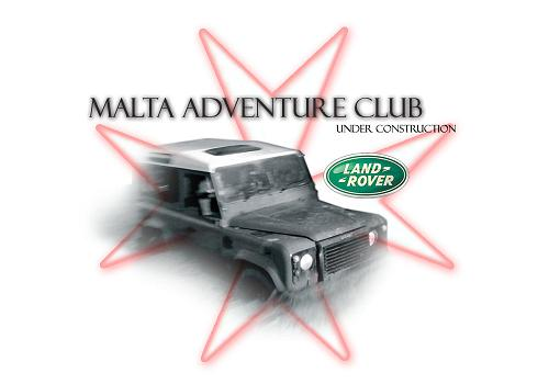MALTA LANDROVER ADVENTURE CLUB
